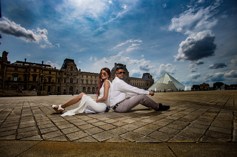 louvre paris photoshoot