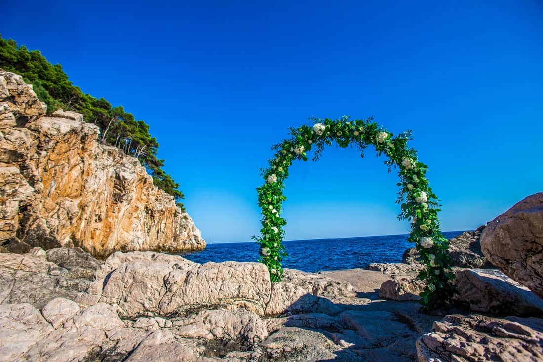 destination wedding dubrovnik