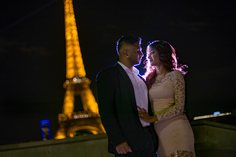 pre wedding shoot in france paris